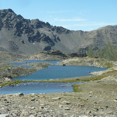 Lacs des Glaciers : balade à la journée