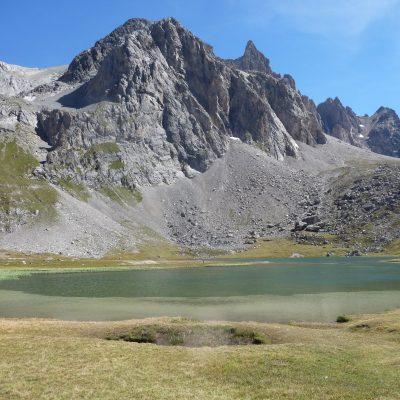 Lac des Cerces : 1h30 aller
