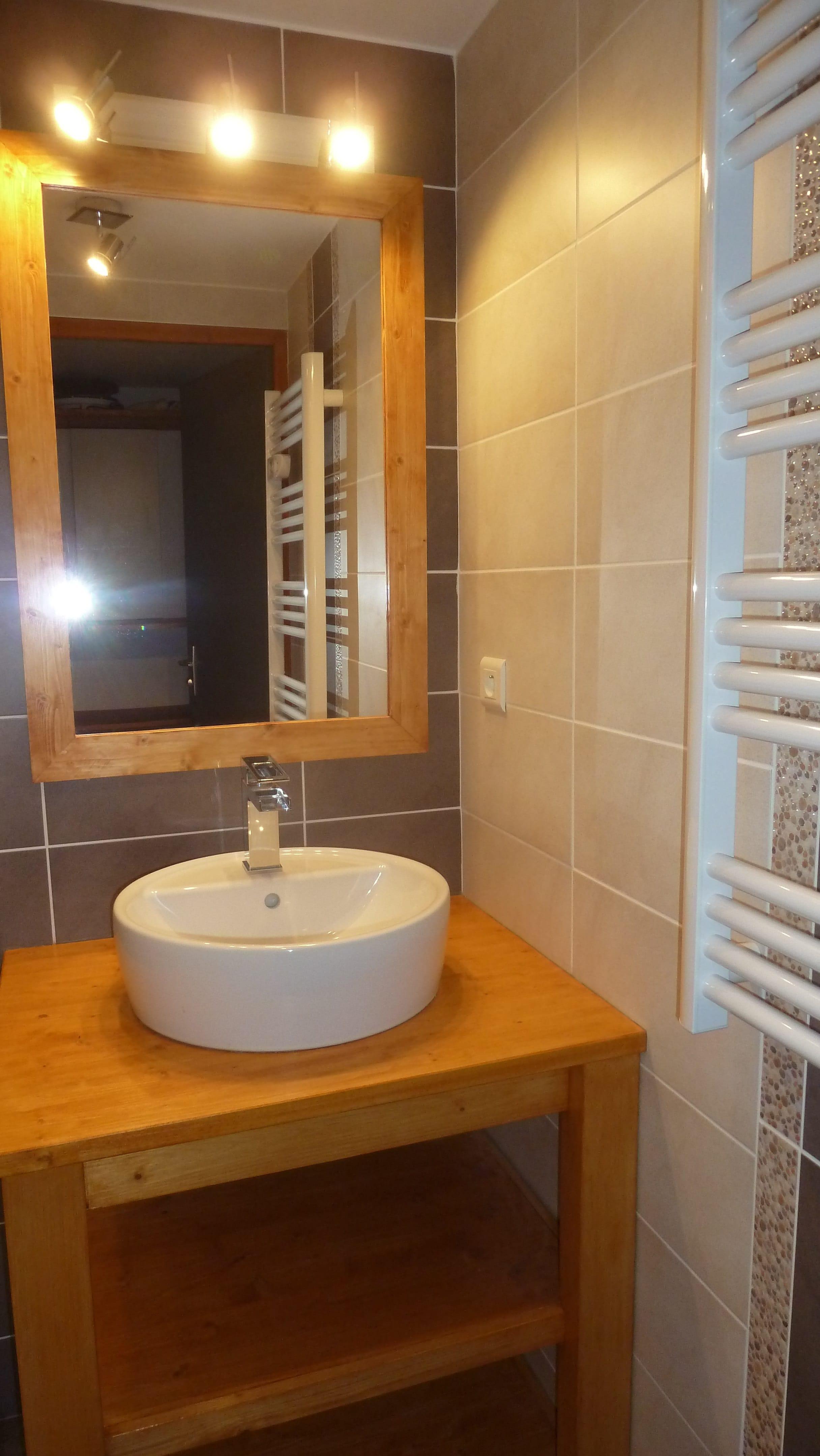 Salle de bain - Gîte n°2