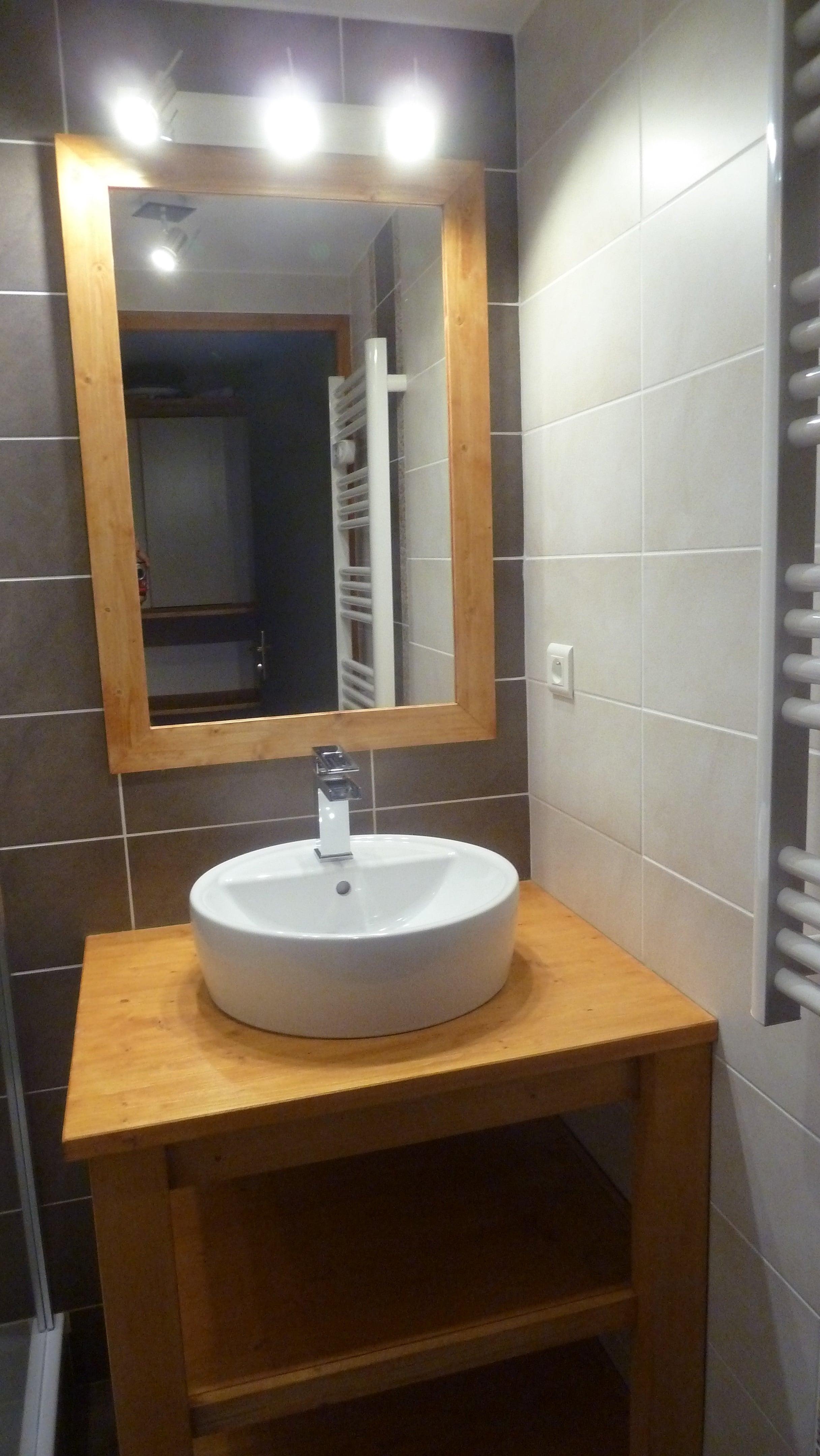 Salle de bain - Gîte n°1
