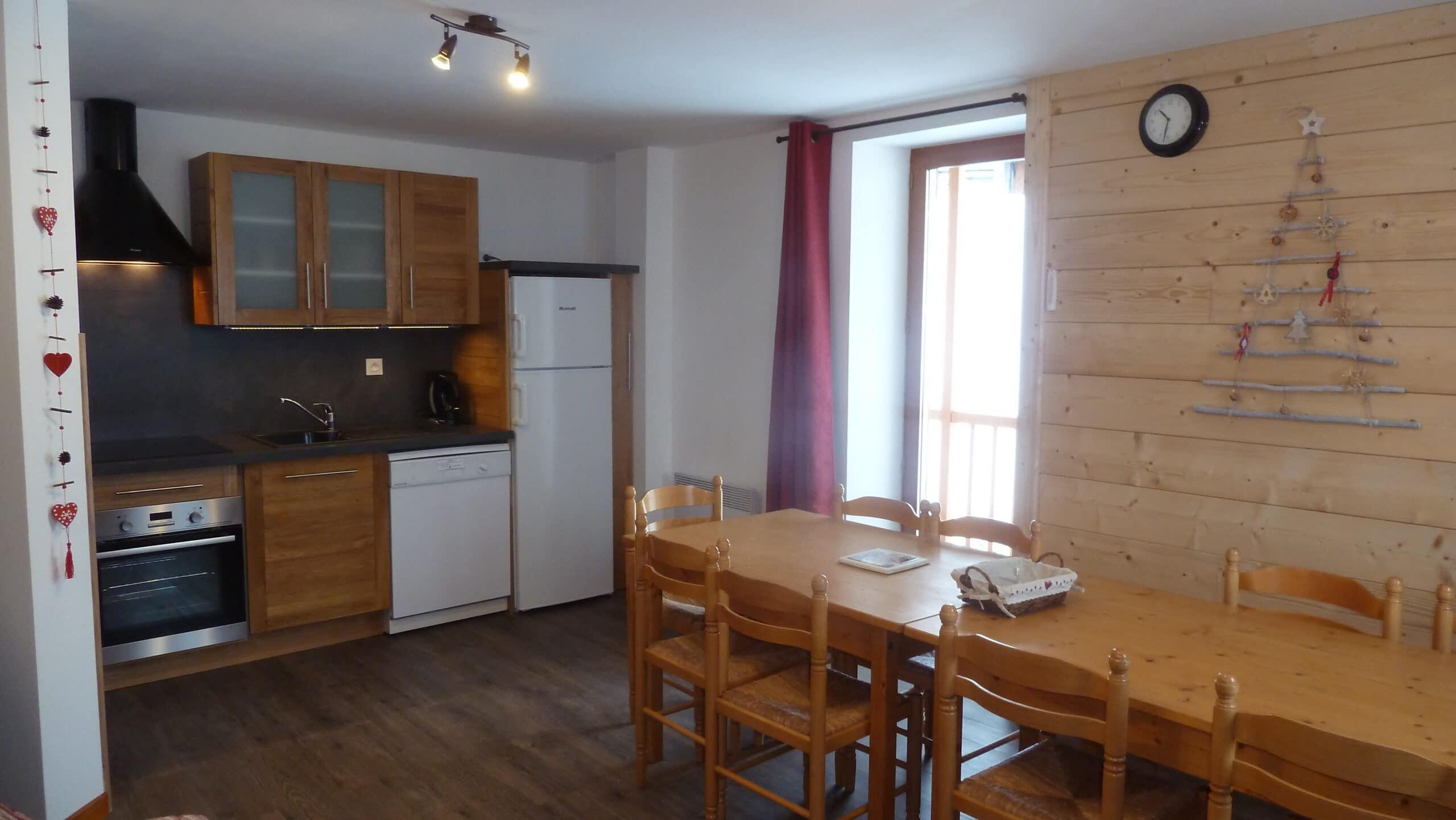 appartement de 65 m² pour 10 personnes