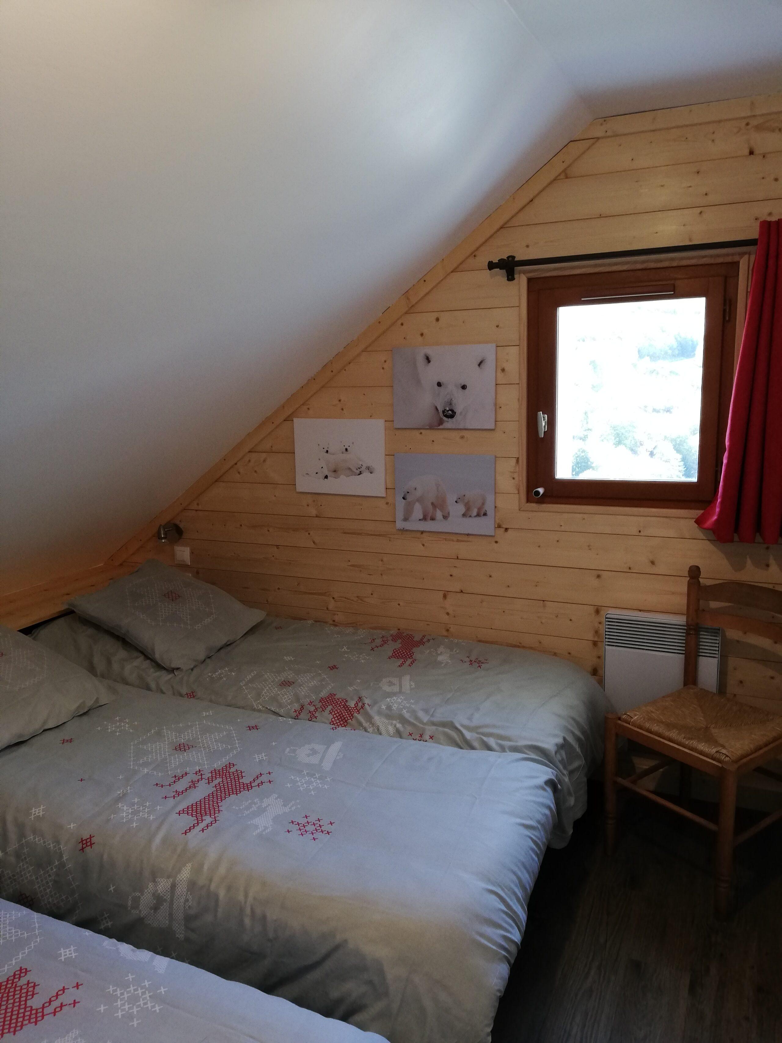 Chambre 2 - Gîte n°3