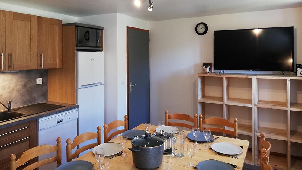 appartement de 68 m² pour 10 personnes